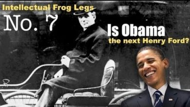 Photo of Is Obama the Next Henry Ford? (Um,NO)