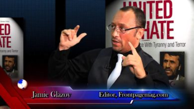 Photo of Jamie Glazov Discusses His Battle on the Sean Hannity Show