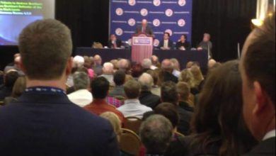 Photo of Mark Levin Speaks Boldly In Receiving Breitbart Award at CPAC