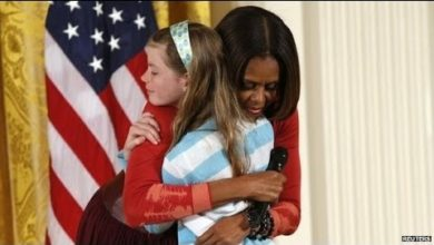 Photo of Michelle Obama Gets Dose of Reality Via 10-Year Old