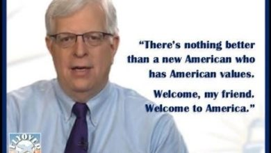 Photo of Must Hear:  New LEGAL Immigrant Talks of Love for America w/ Prager