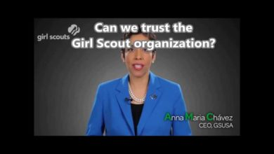"Photo of New Video:  ""Can we trust the Girl Scout organization?"""
