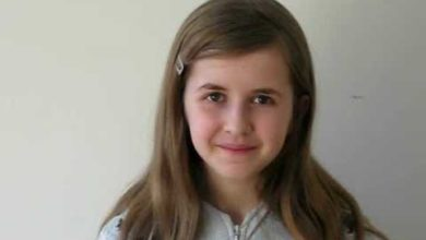 Photo of Only 12 and She Gives a Life Saving Speech (Video)