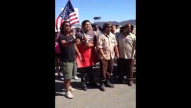 "Photo of PolitiChicks Exclusive Video: ""Token"" & ""Nazi"" Claims by La Raza in Murrieta"