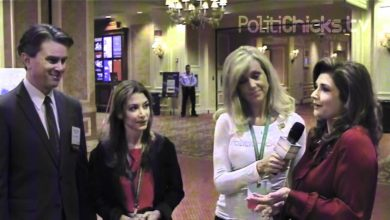 Photo of PolitiChicks in Las Vegas, RightOnline 2012, According to Bill