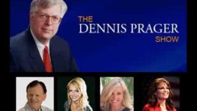 Photo of Sarah Palin Talks About PolitiChicks on the Dennis Prager Show!
