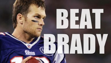 """Photo of Superbowl Fans Unite in Song Parody """"Beat Brady"""""""