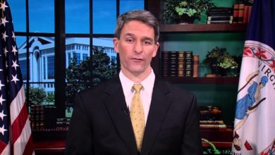 """Photo of Up Close With Ken Cuccinelli:  Family Man Who is """"Not Afraid to be an Outsider"""""""