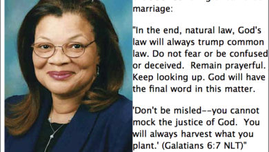 """Photo of Faith and """"Thought"""" Leaders Respond to SCOTUS' Ruling on Same-Sex Marriage"""