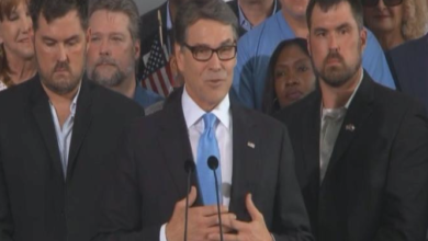 Photo of Gov. Rick Perry Announces 2016 Presidential Run