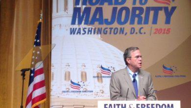 Photo of Jeb Bush Talks SC shooting, His Catholic Faith & Religious Liberty at Road to Majority