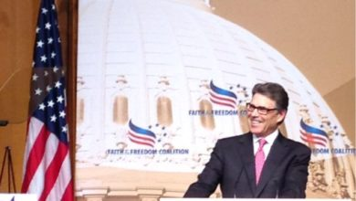 Photo of Rick Perry Focuses on Failures of the Obama Admin at Road to Majority Conference