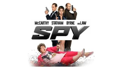 "Photo of Movie Review:  ""Spy"" (4 Out of 5 Stars)"