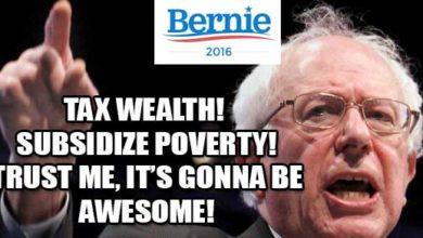 """Photo of Bernie Sanders is """"Re-branding"""" Socialism"""