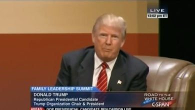 Photo of Breaking:  Trump Mocks McCain's Hero Status at #FLS2015
