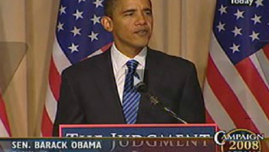 "Photo of Flashback 2007 Sen. Obama: America Needs to ""Keep Nuclear Weapons Away From Terrorists"""