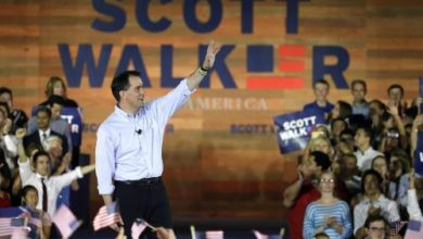 Photo of Governor Scott Walker Officially Enters 2016 Presidential Race