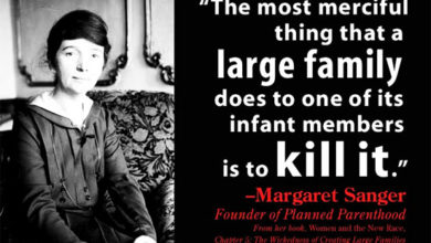Photo of Planned Parenthood's Lurid Past:  Racial Superiority, Sterilization, Segregation