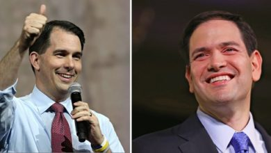 Photo of Rubio and Walker: Competing Foreign Policy Speeches Bashes China and ISIS