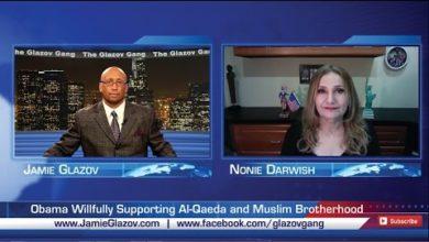 Photo of Obama Willfully Supporting Al-Qaeda and Muslim Brotherhood