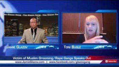 Photo of Victim of Muslim Grooming/Rape Gangs Speaks Out