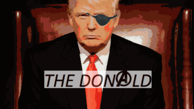Photo of Donald Trump : The Conservatives' Nick Fury?