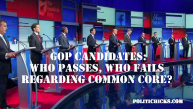 Photo of Where Do the GOP Candidates (REALLY) Stand On Common Core? Macey GRADES Them!