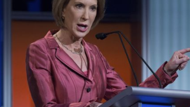 Photo of Fiorina Might Not Make Main Stage for 2nd Debate Thanks to CNN