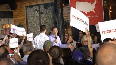 "Photo of Rubio ""New American Century"" Pre-Debate Rally in Cleveland, Ohio"