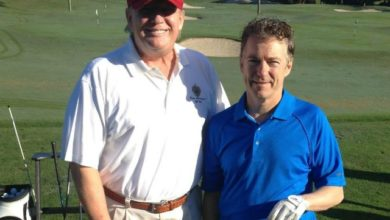 "Photo of Rand Paul: ""Donald Trump is An 'Empty Suit Bully'"""