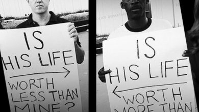 """Photo of The """"[Fill in the Blank] Lives Matter"""" Divide"""
