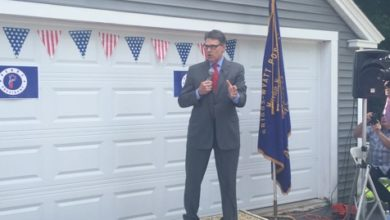 Photo of Rick Perry Ends Presidential Bid With 'No Regrets'