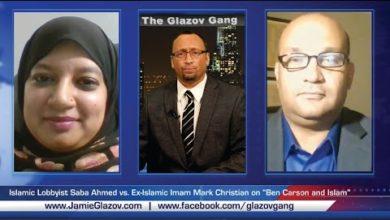 Photo of Explosive Debate on Sharia With Islamic Lobbyist Saba Ahmed vs. Ex-Imam Mark Christian