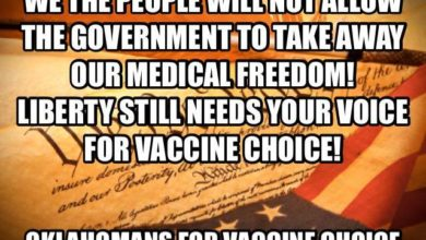 Photo of Victory in Oklahoma For Vaccine Choice and Defeat for Sleazy Politics
