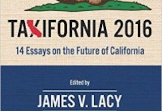 Photo of Book Review: Taxifornia 2016 – The Real Life Political Horror Story of California