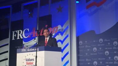 Photo of Rubio Unveils Paid Family Leave Plan at Value Voters Summit