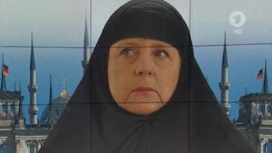 Photo of Daniel Greenfield:  Merkel's Muslim Madness