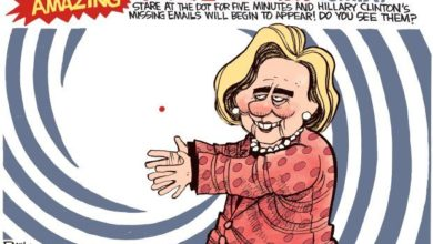 Photo of Hillary's Magic Act:  Will She Finally Make Her E-mails Disappear Forever?