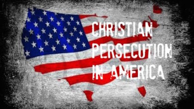 Photo of Religious Persecution in America