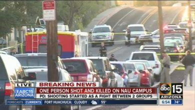 Photo of Shooting At Northern Arizona University Campus, 1 Dead, 3 Wounded