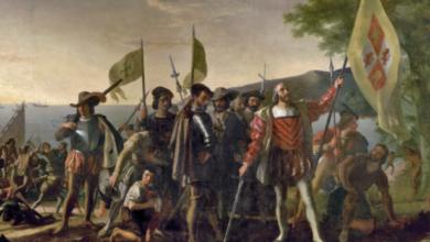 """Photo of Columbus Day:  Celebrating the """"New World""""!"""
