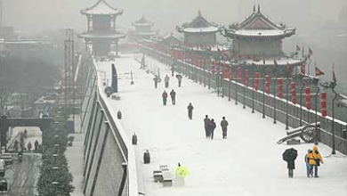 Photo of Winter Storm China Newest Excuse for Slow US Growth