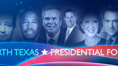 Photo of Six GOP Hopefuls Hit Texas in Race for White House
