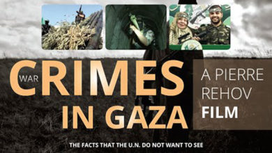 Photo of New Films Reveal Hamas's War Crimes and Israel's Innocence.