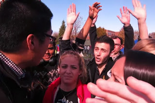 Photo of Daniel Greenfield: Crymobs, Crybullying and the Left's Whiny War on Speech