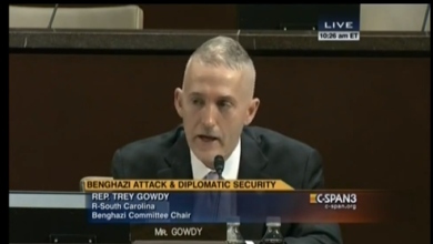 Photo of Benghazi Victim's Uncle Writes Open Letter to Trey Gowdy