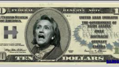 Photo of An Argument for Hillary Clinton on the New Ten-Dollar Bill (P.S. God Help Us.