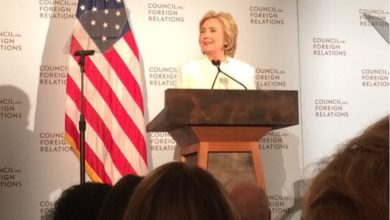Photo of Hillary Clinton Lays Out Strategy to Defeat ISIS in NYC