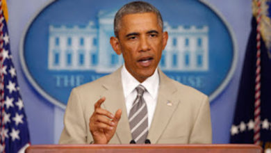 Photo of Daniel Greenfield:  Obama Wants to Defeat America, Not ISIS