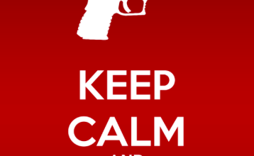 Photo of Islamic Terrorism in America?  Keep Calm and Carry.